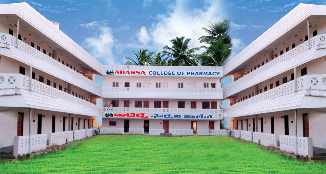 Welcome to Adarsa College of Pharmacy